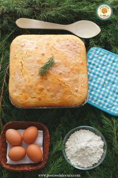 Bica gallega. Galicia´s traditional cake.