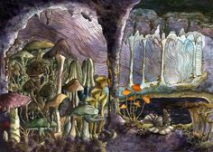 Journey to the Centre of the Earth - Vibeke Koehler