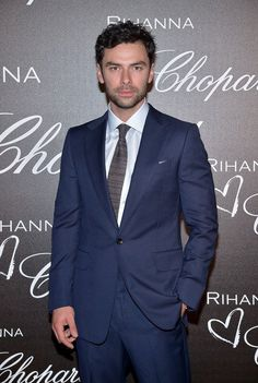 Aidan at the Cannes Film Festival 19th May 2017