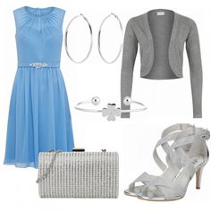 Abend Outfits: Astrid bei FrauenOutfits.de #fashion #fashionista #mode #damenmode #frauenmode #frauenoutfit #damenoutfit #outfit #frühling #sommer #modetrend #trend2018 #modetrend2018 #ootd #trend #sweet