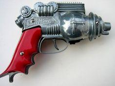 SHUYA TAKAOKA from Tumbler. — brucesterling: nomoreimfull: Ray Guns *The...