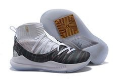 free shipping d2893 fea2a New Arrival UA Curry 5 High Tops White Multi-Color High Top Basketball Shoes ,