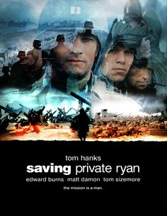 If there were ever a movie to truly show what our grandparents went through fighting in war, it's this one. War is horrible. I think it's important for movies like this to be made so that we remember that as well as real people go and die in them. This one will persuade many tears from your eyes.