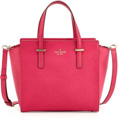 Kate Spade New York Cedar Street Small Hayden Tote Bag, Sweetheart Pink