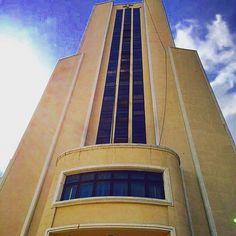 El edifico de la lotería nacional en la CDMX