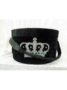 Small, Medium or Large Crown Box Crown Heights, Pageant, Swarovski Crystals, Medium, Accessories, Beautiful, Black, Black People, Medium Long Hairstyles
