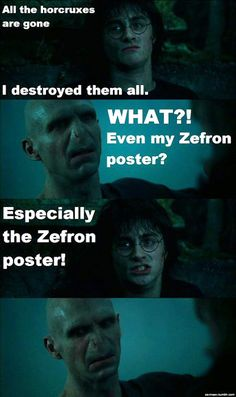 Zefron poster. :( @Sam Thorpe  You need to be watching A Very Potter Musical.