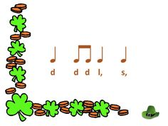 Music a la Abbott: St. Patty's Day Games