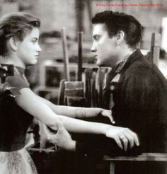 Dolores Hart and Elvis Presley -   'King Creole' (1958)