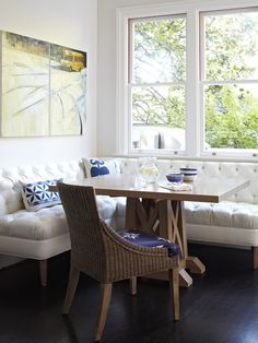 Banquet Seating Kitchen Design, Pictures, Remodel, Decor and Ideas - page 2