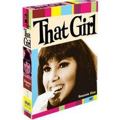 That Girl - Season One (DVD)  http://www.amazon.com/dp/B000EQ5PTQ/?tag=worldshouts-20  B000EQ5PTQ
