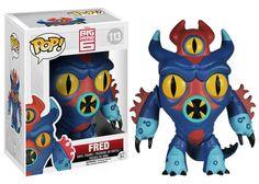 POP! Disney: Big Hero 6 - Fred | Funko