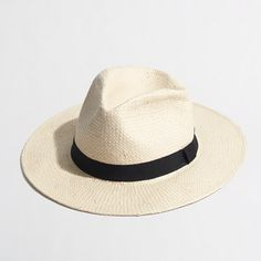 Factory Panama hat - Handbags & Accessories - FactoryWomen's New Arrivals - J.Crew Factory