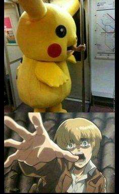 Memes Anime Otaku Shingeki No Kyojin Anime Meme, M Anime, Funny Anime Pics, Otaku Anime, Anime Stuff, Aot Memes, Funny Memes, Memes Humor, Attack On Titan Meme