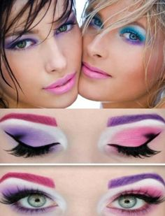 Girls Eye makeup tutorial