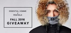 Type of Contest: Single Entry End Date: Oct 10, 2016 Eligibility: Open to only US, CAN, UK, EU, NZ and AUS Essential Homme Magazine is partnering with Penfield for a giveaway of mountainous proportions. For a limited time, they are offering four iconic men's outerwear pieces in one stylish bundle. The Hoosac, the... #canada #clothing #coats #contest #freebie #giveaway #international #jackets