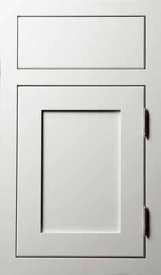 Kitchen cabinets & vanities: Inset shaker door and drawers.  Don't like inset