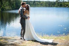 Swedish wedding, Summer wedding, lake wedding, countryside wedding, wedding, Sala, Hillingen