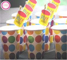 Play Doh Party | CatchMyParty.com