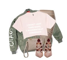 """""""Untitled #3046"""" by xirix ❤ liked on Polyvore featuring J.TOMSON, maurices and Steve Madden"""