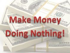 The truth about easy money.