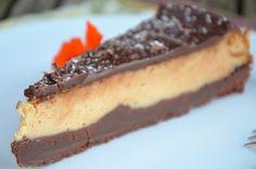 Erdnussbutter SChoko Cheesecake 4