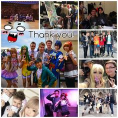 I'm now back in Vienna after almost two amazing weeks in #Düsseldorf! It was a really fun time and great experience at the same time. Thanks to our guests and friends Liui Aquino, Reika, Misa TW Cosplayer, Chamomile, Kodama Kozue and Luminage ルミナージュ we were able to offer our visitors amazing and memorable events! A special thank you is also due to the Team of Amazing Japan.  We from Amazing Japan will offer you amazing events in the future too!
