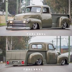 Low Fast Famous — Hot Wheels - Yeah with the sweet. Pickup Car, Chevy Pickup Trucks, Gm Trucks, Chevy Pickups, Chevy 4x4, Chevrolet 3100, 1951 Chevy Truck, Custom Chevy Trucks, Custom Cars