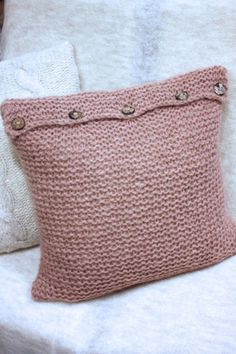 Pippi Pillow Strikkepakke | Alpaca Society