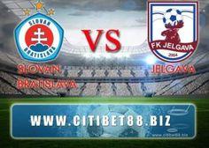 Prediksi Slovan Bratislava vs Jelgava 15 Juli 2016
