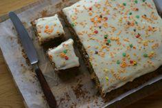 Gresskarkake  (Pumpkin cake) #graskar #saftig #moist #kremostglasur #cream_cheese_frosting #autumn #fall #haust #hoest