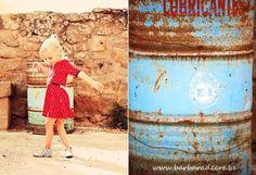 Flamenco, dress Polkadot Girl