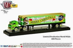 Greenlight M2 Machines Auto World Hot Wheels more Whats New In Diecast : M2 machines Auto haulers 13 Chase CHASE: 1960 Ford...