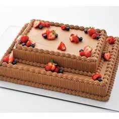 ショコラ スクエア タイプ | munchies Wedding&Cake