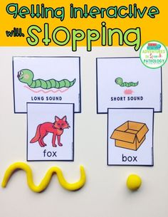 Use visual, auditory and tactile activities to eliminate the phonological process of stopping in your speech therapy. Articulation Therapy, Articulation Activities, Speech Activities, Speech Language Pathology, Speech Therapy Activities, Language Activities, Speech And Language, Tactile Activities, Minimal Pair