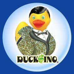 Ducksino – the High Roller! - gambler, casino, vegas duck