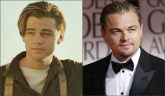 The Titanic Cast Then And Now