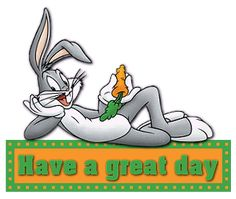 Bugs bunny Graphics and Animated Gifs Good Morning Cartoon, Good Morning Happy Sunday, Good Morning Friends Quotes, Good Morning Good Night, Good Night Quotes, Morning Sayings, Morning Morning, Morning Messages, Saturday Morning