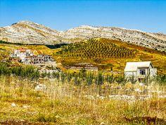 LEBANON, A VIEW OF LACKLOUQ