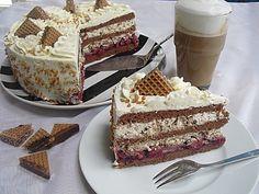 Hanuta - Torte