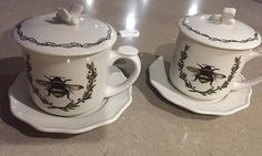 My newest teacup set. I paid a small fortune got them home unwrapped them and dropped one lid onto the other and broke off all four wings.  I almost cried. Then I went and bought a concoction of different superglues and presto! They're winged again (imperfectly so don't look too close) lol #authorsofinstagram #brokenteacup  #ibrokeit