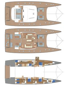 Is Born, The First Carbon Catamaran Signed Southern Wind Catamaran Yachts, Catamaran Design, Catamaran Charter, Yacht Design, Exterior Design, Interior And Exterior, Guest Cabin, Yacht Interior, Construction Process
