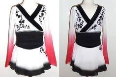 Image result for dance costume - kimono