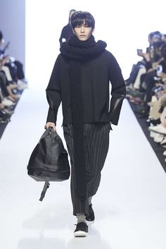 DEMOO PARKCHOONMOO Fall-Winter 2017/18 - Seoul Fashion Week