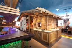 INNs Holz Restaurant Restaurants, Outdoor Decor, Home Decor, Vacation, Decoration Home, Room Decor, Restaurant, Home Interior Design, Home Decoration