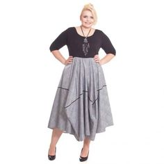 Kleid von Design for you - www.at/shop Midi Skirt, Skirts, Shopping, Design, Fashion, Moda, Midi Skirts, Fashion Styles, Skirt