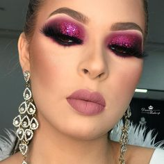 Glam Makeup Look, Makeup Eye Looks, Sexy Makeup, Gorgeous Makeup, Beauty Makeup, Hair Makeup, Exotic Makeup, Makeup City, Makeup Is Life