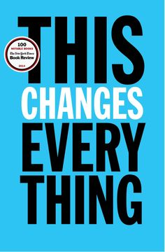 This Changes Everything by Naomi Klein | In This Changes Everything Naomi Klein argues that climate change isn't just another issue to be neatly filed between taxes and health care. It's an alarm that calls us to fix an economic system that is already failing us in many ways.