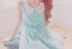Ulzzang style, Korean fashion, adorable!!! Tumblr.