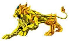 Armadura de Ouro de Leão